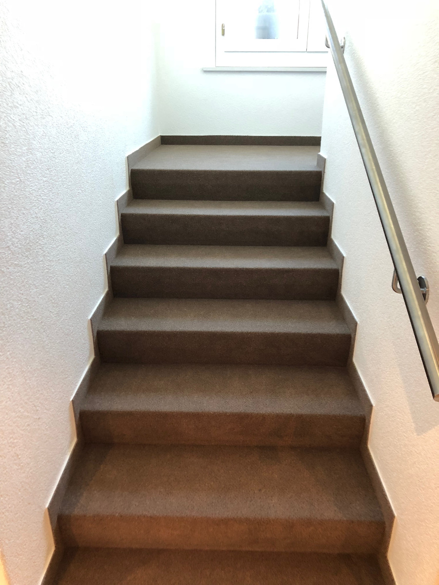 teppich treppe