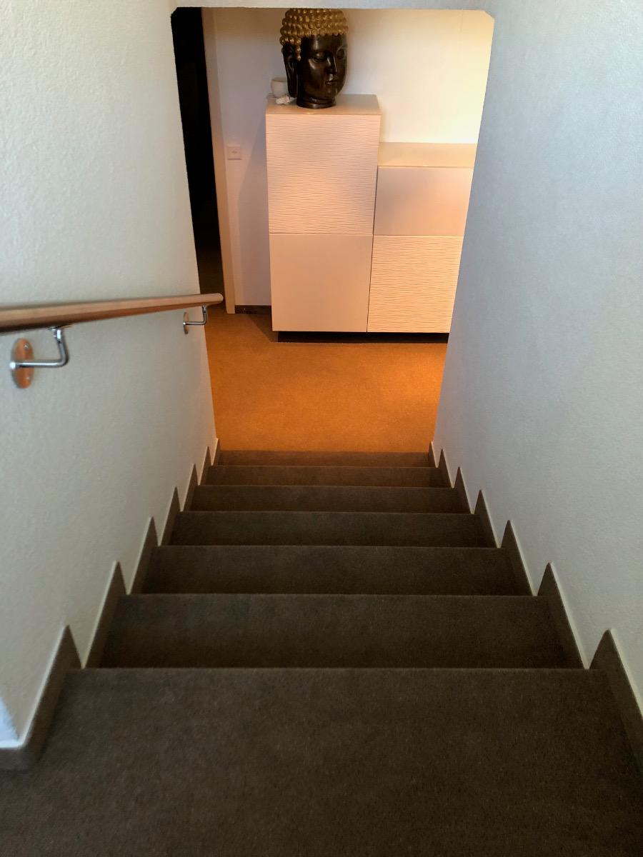 Häufig Teppichboden - Teppichtreppen | Rüfenacht Bodenbeläge MO82