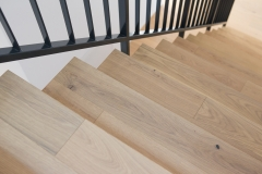 Parkett Treppe
