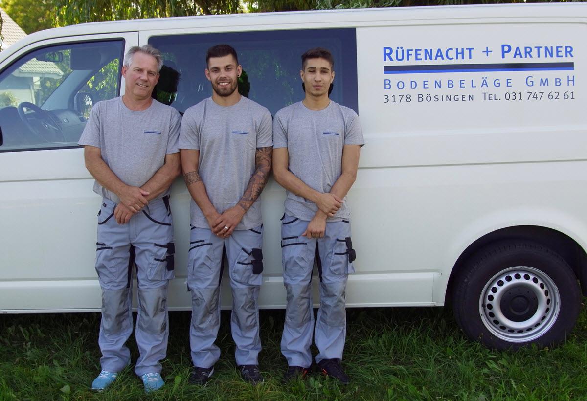 Team Rüfenacht Bodenbeläge